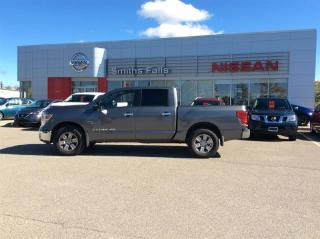 Used 2018 Nissan Titan Crew Cab SV 4X4 for sale in Smiths Falls, ON