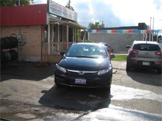 Used 2012 Honda Civic Sdn EX for sale in Cambridge, ON