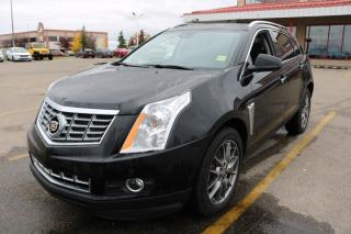 Used 2016 Cadillac SRX SRX PREMIUM AWD Accident Free,  Navigation (GPS),  Leather,  Heated Seats,  Sunroof,  Back-up Cam, for sale in Sherwood Park, AB