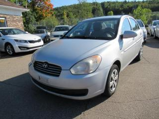 Used 2007 Hyundai Accent L BERLINE for sale in Québec, QC