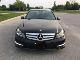 Used 2012 Mercedes-Benz C-Class C300 4Matic Sport Sedan for sale in Hamilton, ON