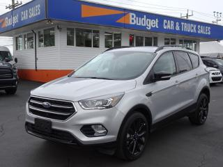 Used 2017 Ford Escape Titanium Edition, Navigation, Intelligent AWD for sale in Vancouver, BC