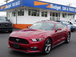 Used 2016 Ford Mustang EcoBoost Premium, Navigation, Low Kms for sale in Vancouver, BC