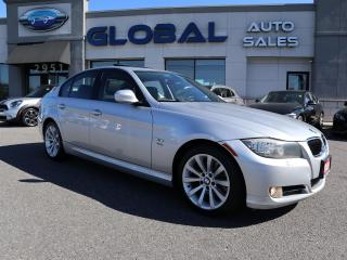 Used 2009 BMW 328i X-DRIVE LEATHER SUNROOF SUPER CLEAN . for sale in Ottawa, ON