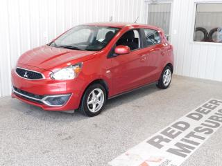 Used 2017 Mitsubishi Mirage ES for sale in Red Deer, AB