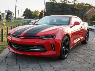 Used 2018 Chevrolet Camaro LT, AUTO, SUNROOF, RS PACKAGE, 2.0 TURBO for sale in Ottawa, ON