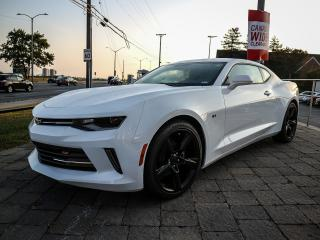Used 2018 Chevrolet Camaro LT, 6SPD, SUNROOF, RS PACKAGE, 2.0 TURBO for sale in Ottawa, ON