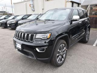 Used 2018 Jeep Grand Cherokee Limited for sale in Concord, ON