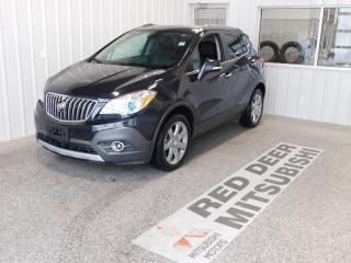 Used 2014 Buick Encore Leather for sale in Red Deer, AB