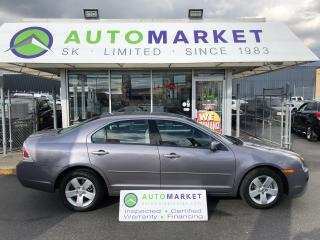 Used 2007 Ford Fusion SE ONLY 18,000 KM'S!! WARRANTY TOO! for sale in Langley, BC