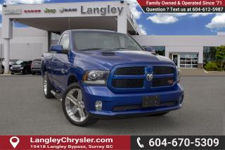 Used 2014 RAM 1500 Sport <B>*LOCAL BC *SINGLE OWNER<B> for sale in Surrey, BC
