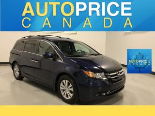 Used 2015 Honda Odyssey EX REAR CAM| Pwr SLIDING DOORS for sale in Mississauga, ON