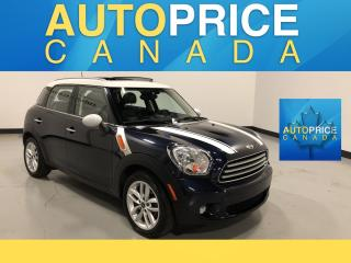 Used 2014 MINI Cooper Countryman Cooper PANOROOF|LEATHER for sale in Mississauga, ON