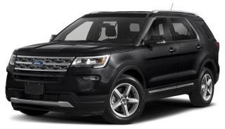 New 2018 Ford Explorer XLT for sale in Okotoks, AB