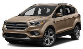 New 2018 Ford Escape Titanium for sale in Okotoks, AB