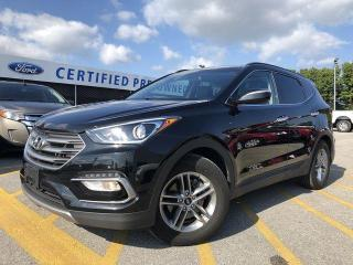 Used 2018 Hyundai Santa Fe Sport 2.4 Luxury |AWD|Bluetooth|Heated Steering Wheel & Seats|Panoramic Sunroof| for sale in Barrie, ON