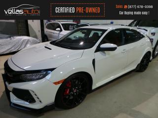 Used 2018 Honda Civic Type R TYPE R| WHITE for sale in Vaughan, ON