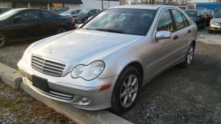 Used 2005 Mercedes-Benz C230 1.8L KOMPRESSOR for sale in Windsor, ON