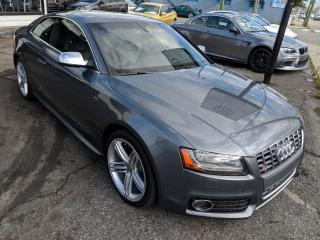Used 2012 Audi S5 2dr Cpe Man Premium for sale in New Westminster, BC