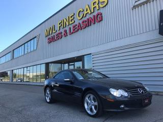 Used 2004 Mercedes-Benz SL-Class 2dr Roadster 6.0L for sale in Oakville, ON