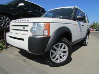 Used 2007 Land Rover LR3 V8 4.4L SE 4X4 7 for sale in Ste-catherine, QC