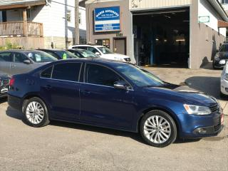 Used 2011 Volkswagen Jetta TDI/ Diesel/ Navi/ BT for sale in Kitchener, ON