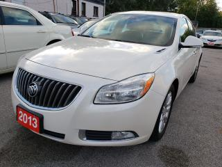 Used 2013 Buick Regal Hybrid E-Assist/Push-Start/Leather/Roof/Bluetooth for sale in Scarborough, ON