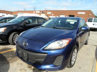 Used 2012 Mazda MAZDA3 KEYLESS ENTRY | LIKE NEW TIRES AND BRAKES! for sale in Vaughan, ON