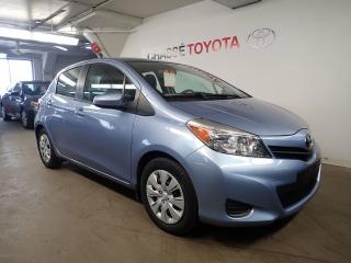 Used 2014 Toyota Yaris Hatch Gr. Commodité for sale in Montréal, QC