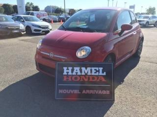 Used 2013 Fiat 500 Sport Disponible for sale in St-eustache, QC