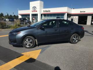 Used 2018 Toyota Corolla Ce Caméra De Recul for sale in St-basile-le-grand, QC