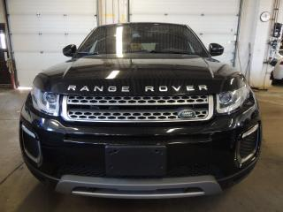 Used 2016 Land Rover Range Rover Evoque NAVI, BACK UP CAMERA, PANO ROOF, ALLOYS for sale in Mississauga, ON