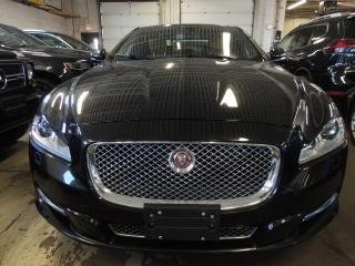 Used 2015 Jaguar XJ XJL 3.0L Portfolio, LWB, NAVI, BACKUP CAMERA for sale in Mississauga, ON