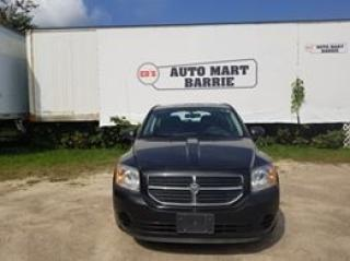 Used 2009 Dodge Caliber SXT for sale in Barrie, ON