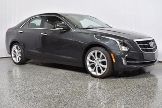 Used 2017 Cadillac ATS Luxury for sale in Drummondville, QC