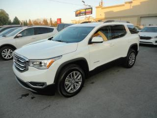 Used 2018 GMC Acadia SLE 2-AWD-Navi-DemDist-Cam a vendre for sale in Laval, QC