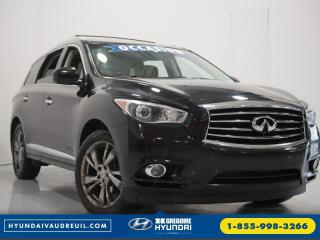Used 2013 Infiniti JX35 AWD A/C TRIZONE CUIR for sale in Vaudreuil-Dorion, QC