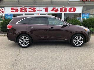 Used 2016 Kia Sorento 3.3L SX for sale in Port Dover, ON