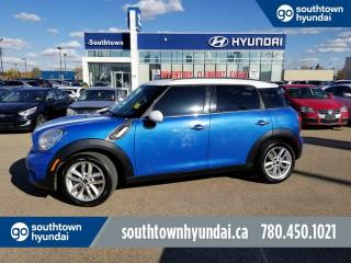 Used 2011 MINI Cooper Countryman S/6SPD/LEATHER/HEATED SEATS for sale in Edmonton, AB