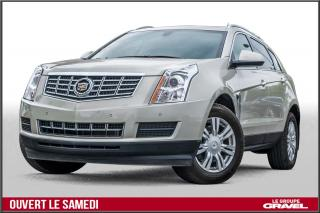 Used 2014 Cadillac SRX Luxury Toit for sale in Ile-des-Soeurs, QC