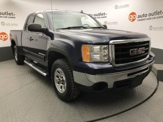 Used 2009 GMC Sierra 1500 SLE 4x4 Extended Cab Short Box for sale in Red Deer, AB