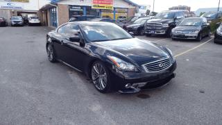 Used 2011 Infiniti G37 Sport/MANUAL/SUNROOF/IMMACULATE$13900 for sale in Brampton, ON
