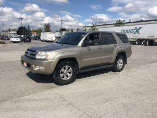 Used 2005 Toyota 4Runner 4x4 , Automatic, 3/Y Warranty Available for sale in Toronto, ON