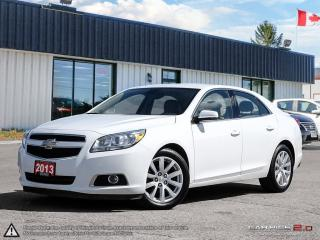 Used 2013 Chevrolet Malibu LT,ONEOWNER,REMOTE START,REARVIEW CAM,LEATHER for sale in Barrie, ON