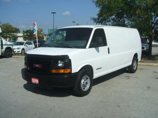 Used 2006 GMC Savana 2500 EXTENDED for sale in York, ON