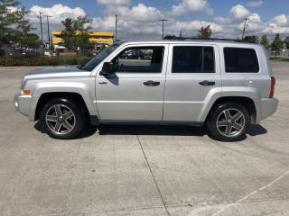 Used 2009 Jeep Patriot 4x4, 4 dr. Automatic, 3/YWarranty Available for sale in Toronto, ON