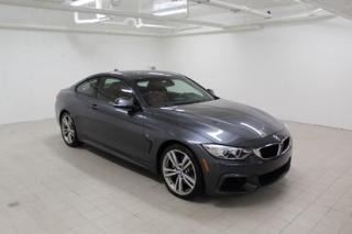 Used 2014 BMW 4 Series 435i Xdrive M Package M for sale in St-Nicolas, QC