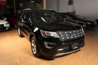 Used 2016 Ford Explorer 4WD 4dr XLT for sale in North York, ON