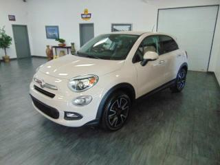 Used 2016 Fiat 500 X Trekking for sale in Châteauguay, QC