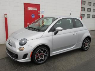 Used 2014 Fiat 500 Sport Turbo for sale in Calgary, AB